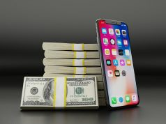 iPhone and Money