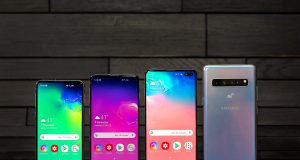 All The Galaxy S10 lineup