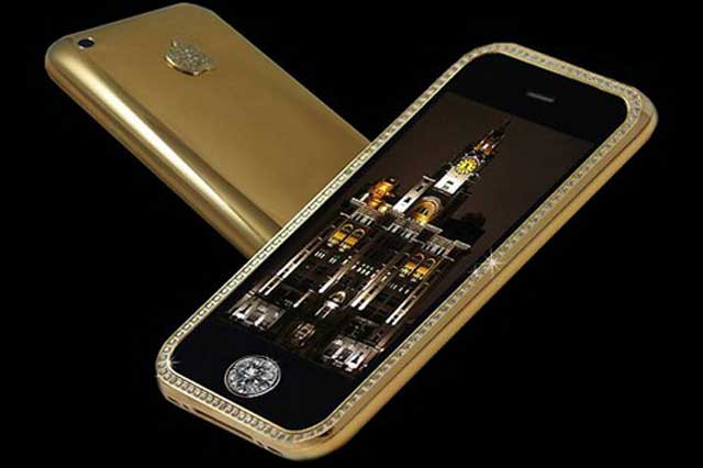 Top-10-Most-Expensisive-Mobile-phones-in-the-world--Supreme-Goldstriker-iPhone