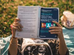 Image showing Digital marketing book SEO